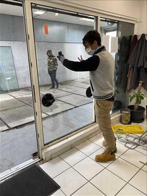 Photo de réparation de porte et de serrure n°718 à Toulouse par le réparateur Obert Toulouse