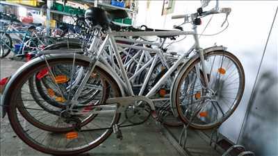 Photo de réparation de vélo n°724 à Cholet par Anne