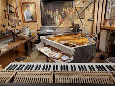 Exemple de réparation d'instrument de musique n°725 à Montpellier par L'artisan du piano