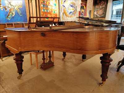 Photo de réparation d'instrument de musique n°727 dans le département 34 par L'artisan du piano