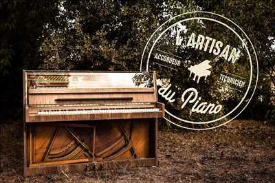 Photo de réparation d'instruments de musique n°728 à Montpellier par L'artisan du piano