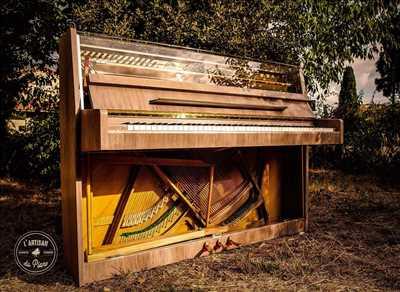 Exemple de réparation d'instrument de musique n°729 à Montpellier par L'artisan du piano