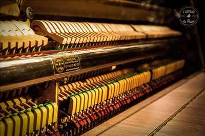 Photo de réparation d'instruments de musique n°730 à Montpellier par le réparateur L'artisan du piano