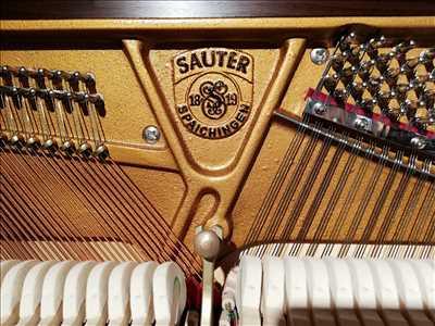 Photo de réparation d'instrument de musique n°731 dans le département 34 par L'artisan du piano