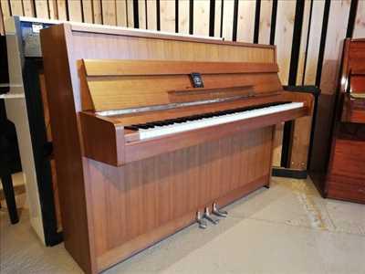 Photo de réparation d'instruments de musique n°732 à Montpellier par L'artisan du piano