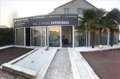 Photo de réparation informatique n°752 à La Rochelle par Refurb Tech