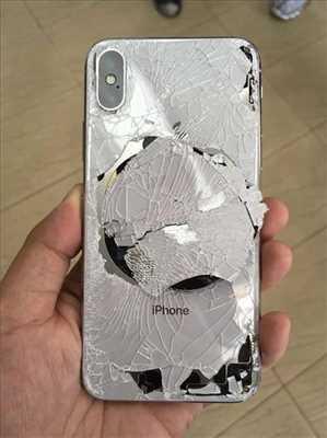 Exemple de réparation de smartphone n°769 à Bourg-en-Bresse par Renew myphone