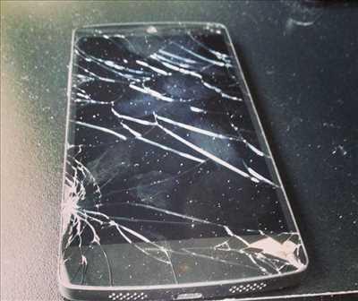 Exemple de réparation de smartphone n°785 à Paris par SDM