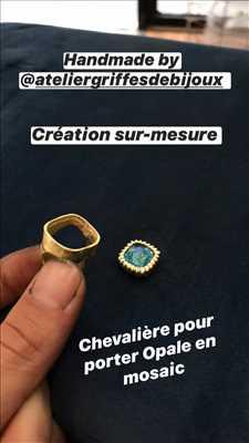 Photo de réparation d'objets précieux n°819 dans le département 75 par Atelier joze paris