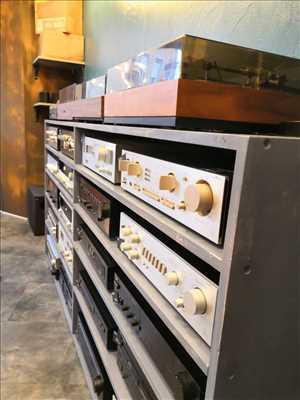 Exemple de Réparation de matériel hifi, matériel audio n°821 à Metz par Michael