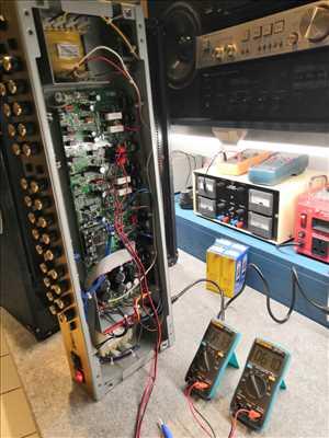 Photo de Réparation de matériel hifi, matériel audio n°823 dans le département 57 par Michael
