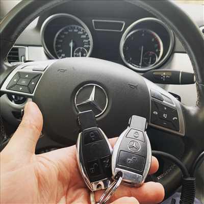 Exemple de réparation de clé auto n°829 à Sens par MaCléAuto