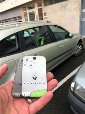 Exemple de réparation de clé auto n°833 à Sens par MaCléAuto