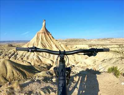 Exemple de réparation de bicyclette n°845 à Le-Puy-en-Velay par COMPRESSION BICYCLES