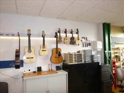 Photo de réparation d'instruments de musique n°852 à Besançon par victor