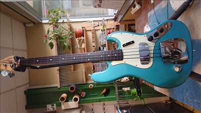 Photo de réparation d'instruments de musique n°860 à Besançon par victor