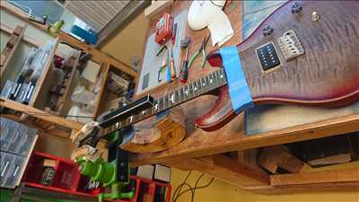 Exemple de réparation d'instrument de musique n°861 à Besançon par victor