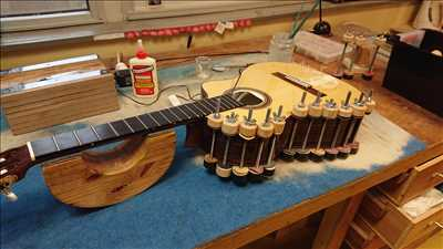 Photo de réparation d'instruments de musique n°862 à Besançon par le réparateur victor
