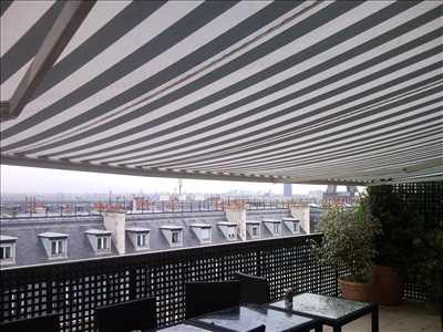 Exemple de réparation de stores n°885 à Versailles par PATRICK