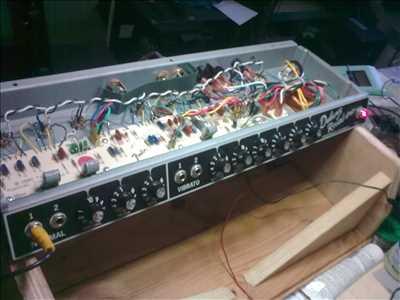Exemple de réparation d'instrument de musique n°889 à Toulouse par EmilioElectronic