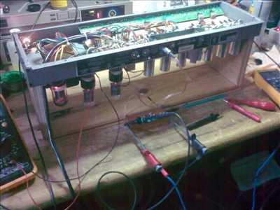 Exemple de réparation d'instrument de musique n°893 à Toulouse par EmilioElectronic