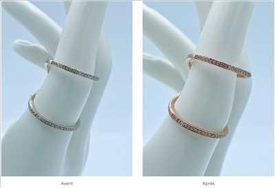 Photo de réparation de bijoux n°90 à Paris par le réparateur Mon Atelier Parisien