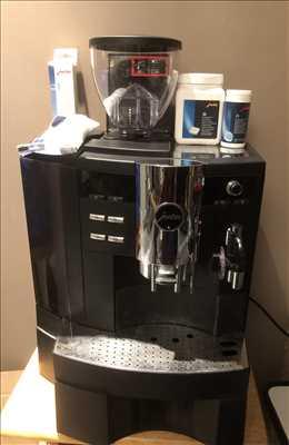 Exemple de réparation de machine à café n°921 à Lorient par Clinic'café