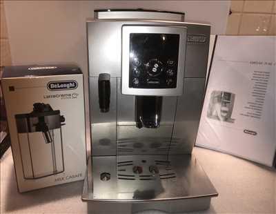 Photo de réparation de machine à café n°922 à Lorient par le réparateur Clinic'café