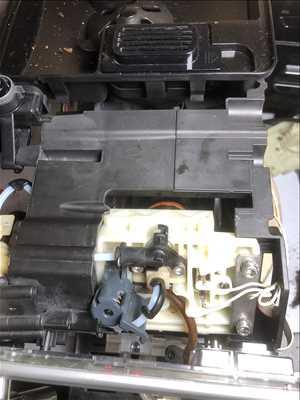 Exemple de réparation de machine à café n°925 à Lorient par Clinic'café
