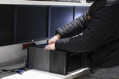 Exemple de réparation d'ordinateur n°933 à Angers par Loire Eco Distribution