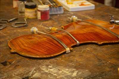 Photo de réparation d'instruments de musique n°936 à Morlaix par Eric