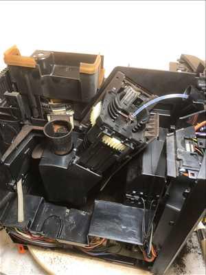 Photo de réparation de machine à café n°947 dans le département 56 par Clinic'café