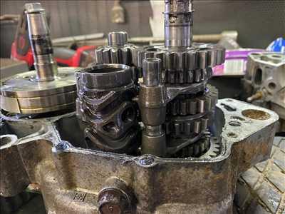 Photo de réparation de moto n°952 à Périgueux par SAS GARAGE BARDON