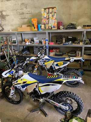 Exemple de réparation de moto utilitaire n°953 à Périgueux par SAS GARAGE BARDON