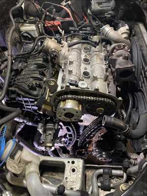 Photo de réparation de voiture n°954 à Périgueux par le réparateur SAS GARAGE BARDON