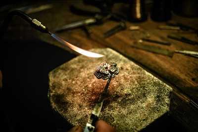 Exemple de réparation d'objets précieux n°97 à Hyères par Anne DAURY, Maitre joaillier