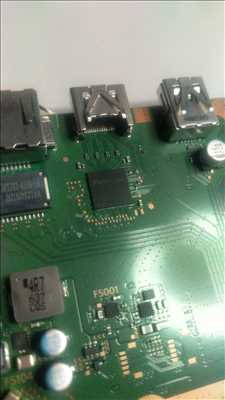 Exemple de réparation de console de jeux ancienne et récente n°977 à Mulhouse par neo-mobiles