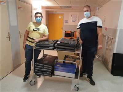Photo de réparation d'ordinateur n°999 dans le département 30 par Docteur Ordinateur Nîmes