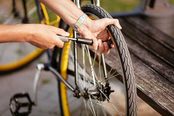réparation de vélo avec Atelier Vélo by Eric à Chambéry