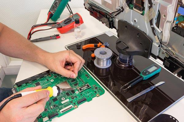 réparation de télévision avec Electro'nico  à Mâcon