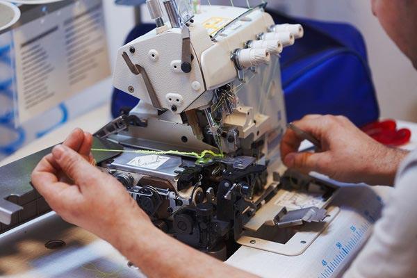 réparation de machine à coudre avec FIL D ANGE à Mulhouse